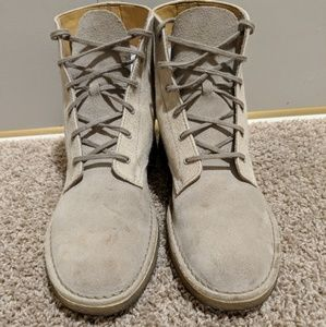 Clarks boots size 10